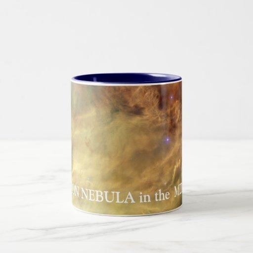 NASA Lagoon Nebula Mugs