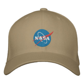 NASA Logo Embroidered Hat
