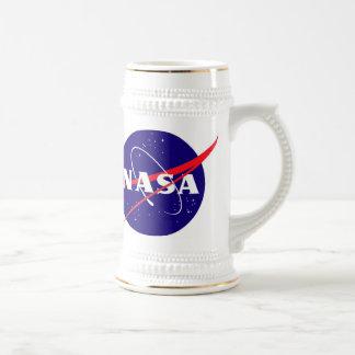 NASA Meatball Logo Coffee Mugs