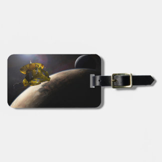 NASA New Horizons Craft in Space Luggage Tag