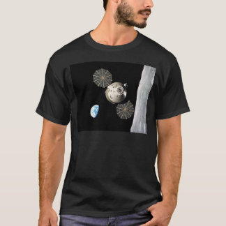 NASA Orion in Lunar Orbit T-Shirt