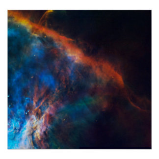 NASA - Orion Nebula Poster