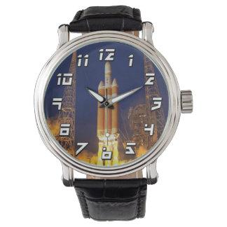 NASA Orion Spacecraft Rocket Launch Watch