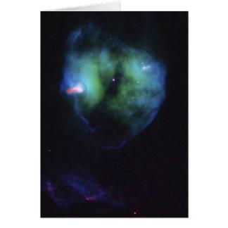 NASA - Planetary Nebula NGC 2371 Card