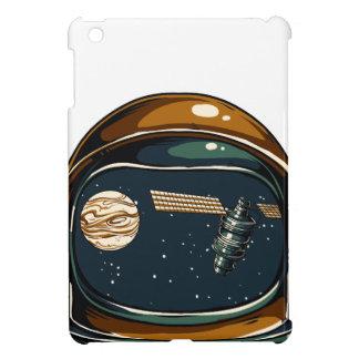 nasa satellite and the moon case for the iPad mini