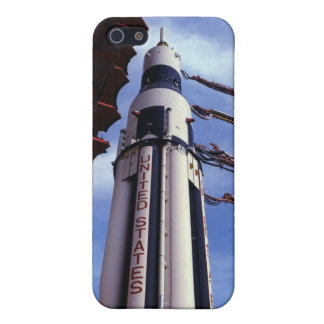 NASA Saturn flight booster (SA-6) iPhone 5 Cases
