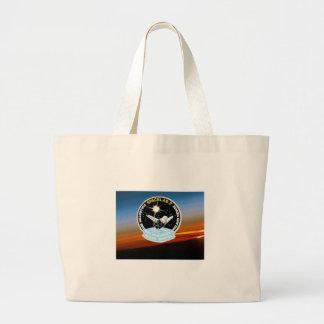 Nasa SkyLab Jumbo Tote Bag
