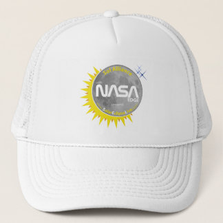 NASA Solar Eclipse Trucker Hat