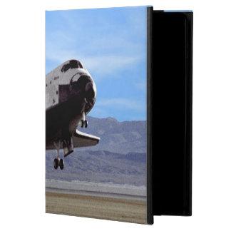 NASA Space Shuttle Atlantis Landing Edwards AFB Case For iPad Air