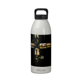 nasa space shuttle outer space drinking bottles