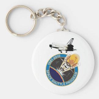NASA Space Shuttle Program Key Ring