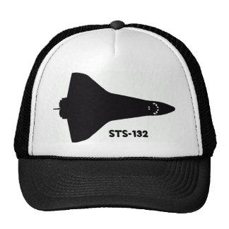 nasa SPACE SHUTTLE STS-132 ATLANTIS Cap