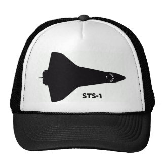 nasa SPACE SHUTTLE STS-1 Columbia Cap
