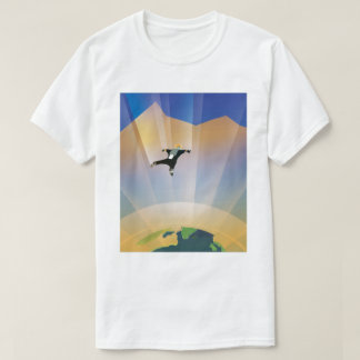 NASA Travel Poster - Super Earth T-Shirt