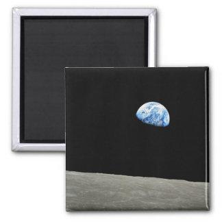 NASA - View from Apollo8, Dec24, Earthrise Magnet