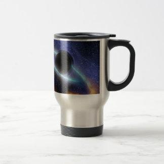 NASAs Black hole grabs starry snack Stainless Steel Travel Mug