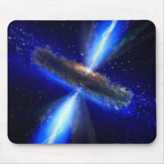 NASAs Black Hole Mouse Pad