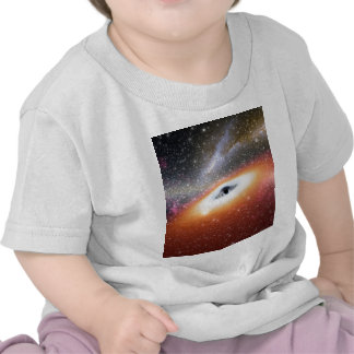 NASAs Black hole T Shirt
