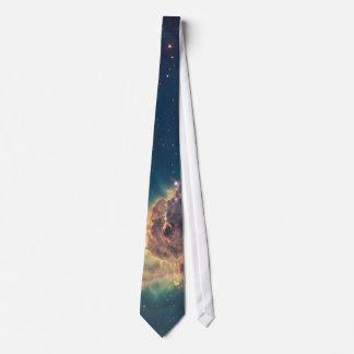 NASAs Carina Nebula Tie