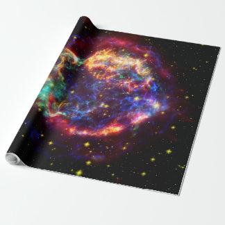 NASAs Cassiopeaia galaxy