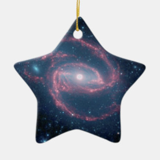 NASAs Coiled Creature of the Night Ceramic Star Decoration