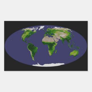 NASAs Earth day Sticker