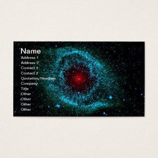 NASAs Helix Nebula Business Card