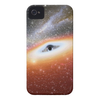 NASAs Massive Black Hole iPhone 4 Case