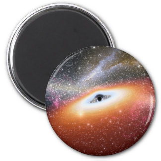 NASAs Massive Black Hole Magnet