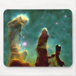 NASAs Pillars of creation Mouse Pad
