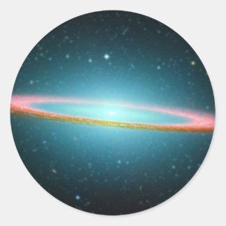 NASAs Sombrero Galaxy Stickers