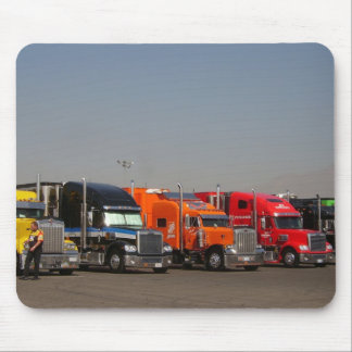Nascar Car Haulers Mousepad