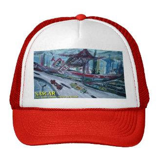 nascar mesh hats