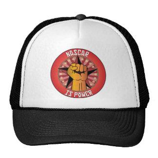 Nascar Is Power Trucker Hats