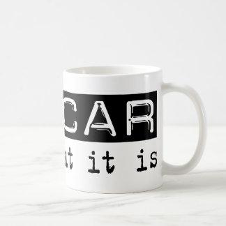 NASCAR It Is Mug
