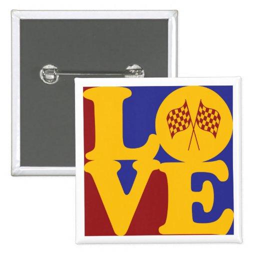 NASCAR Love Pin