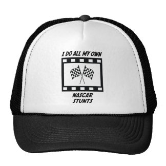 NASCAR Stunts Hat