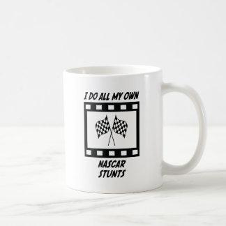 NASCAR Stunts Coffee Mug