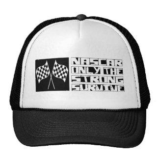NASCAR Survive Hats