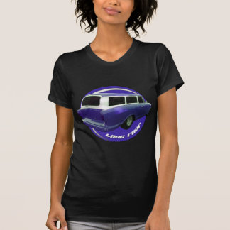 nash long roof blue station wagon t-shirts