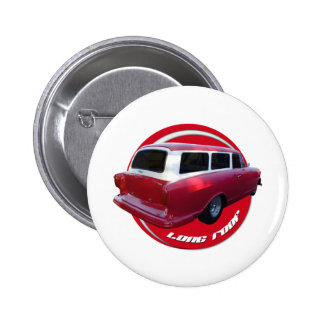 nash long roof station wagon red buttons