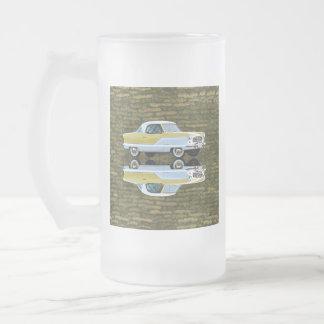 Nash Metropolitan Frosted Glass Beer Mug