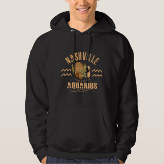 Nashville Aquarius Men's Hooded Sweatshirt