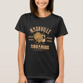 Nashville Aquarius Zodiac Women's Shirt