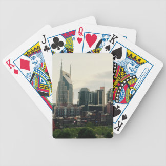 Nashville Bicycle Playing Cards