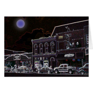 Nashville Blue Moon Card