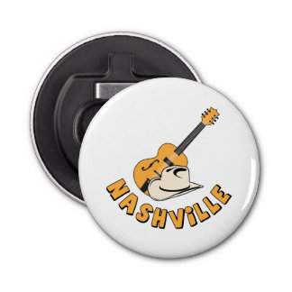 Nashville Bottle Opener