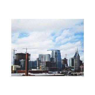 Nashville Canvas Print