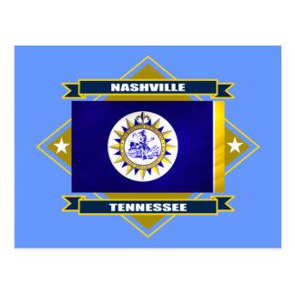 Nashville Diamond Postcard