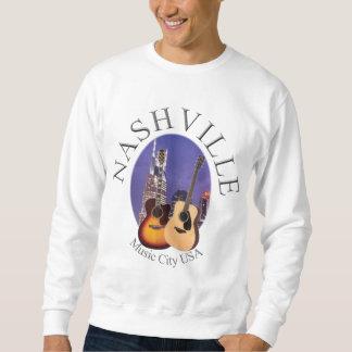 Nashville Downtown Men's Basic Sweatshirt